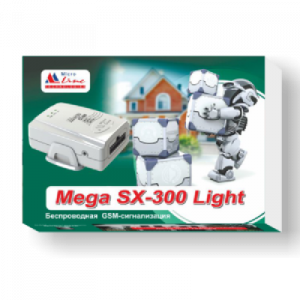 Охранная сигнализация Mega SX-300-Light